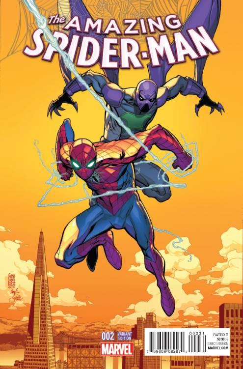 Amazing spider man 2 comic online