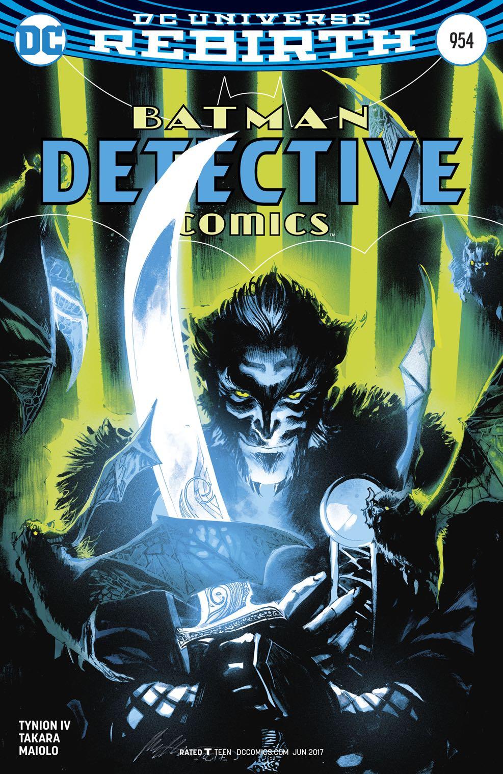 Detective Comics 954 Variant Cover Fresh Comics