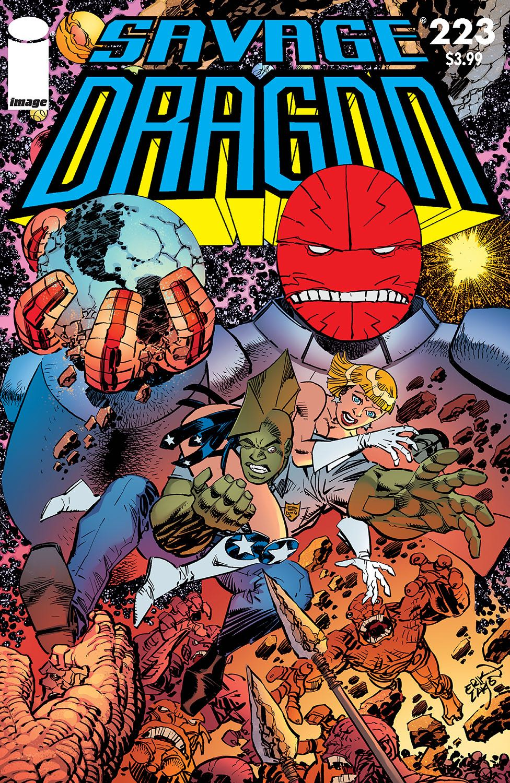 Savage Dragon 223 Fresh Comics