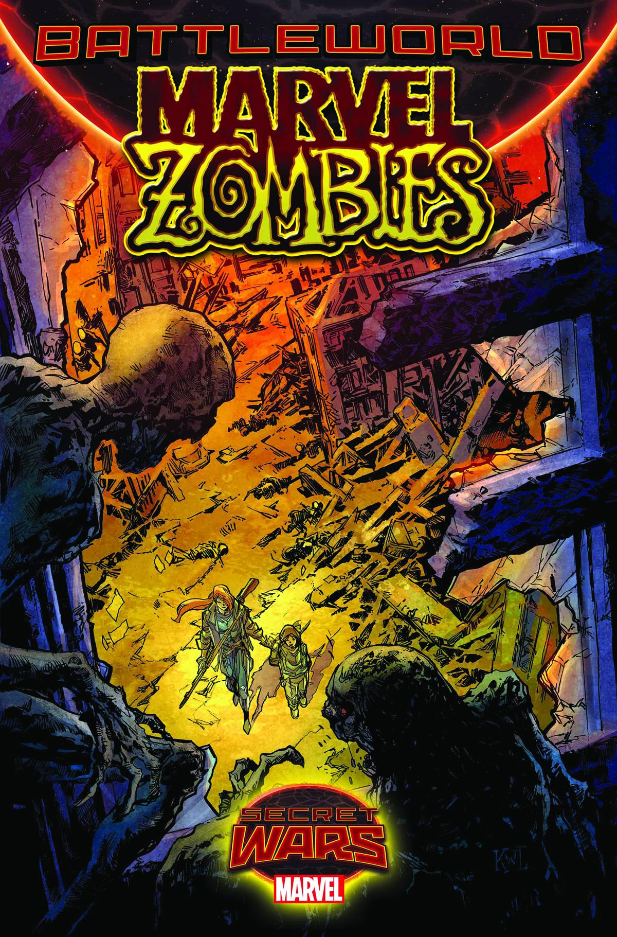 Marvel Zombies 2 Fresh Comics