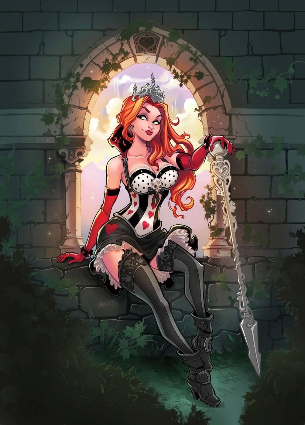 Grimm Fairy Tales Wonderland 49 Abel Cover Fresh Comics
