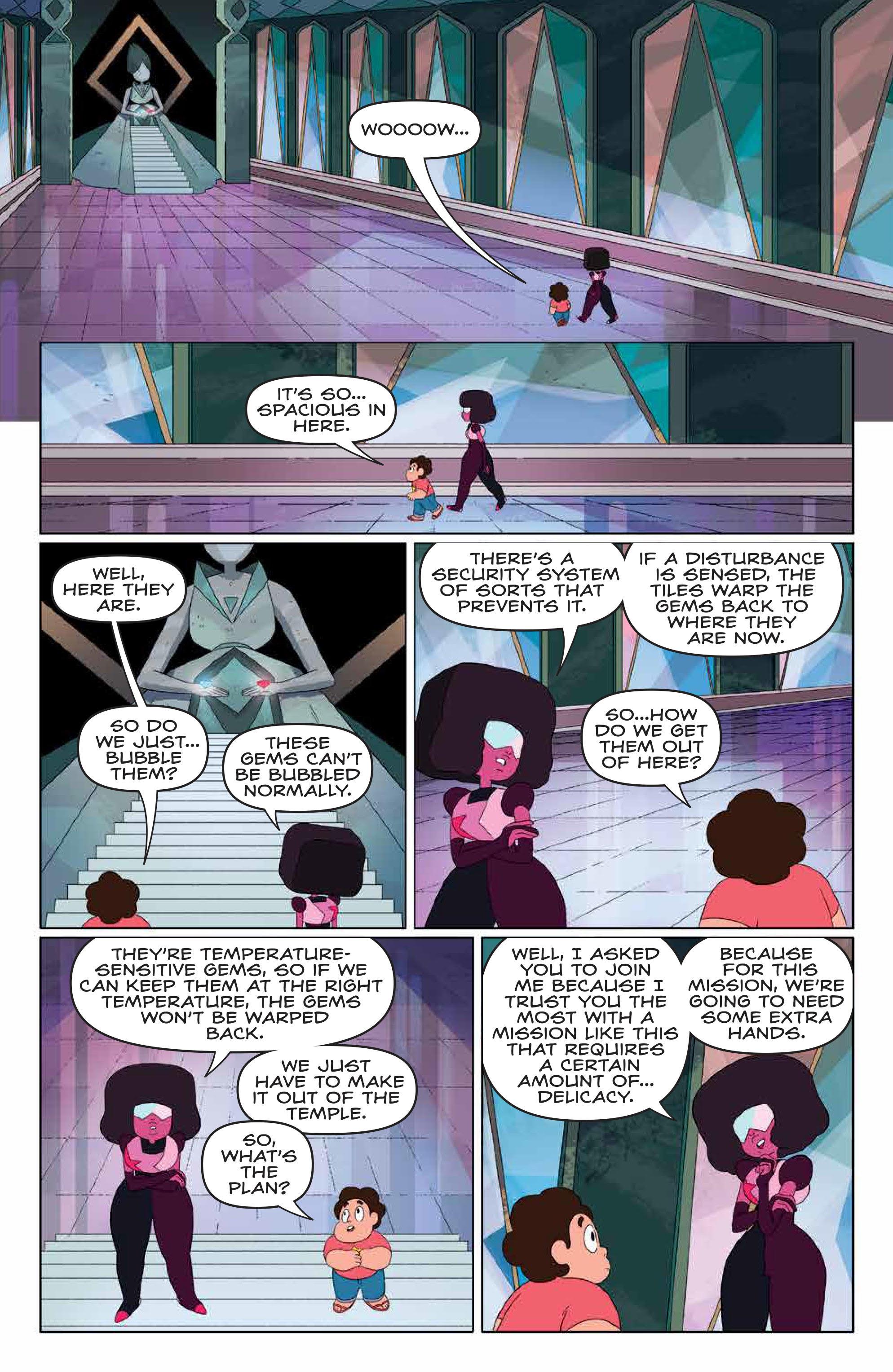 Steven Universe 15 Fresh Comics