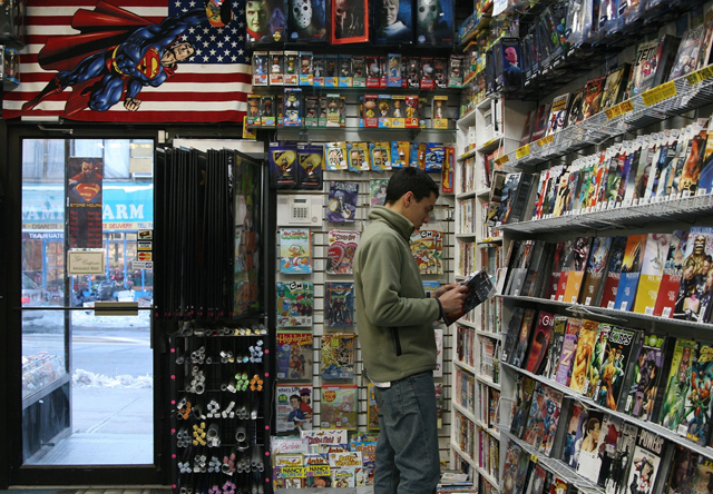 Thank you for an awesome 2012 from Fresh Comics! (An open letter to retailers)