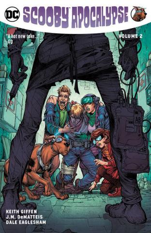 Scooby: Apocalypse Vol. 2