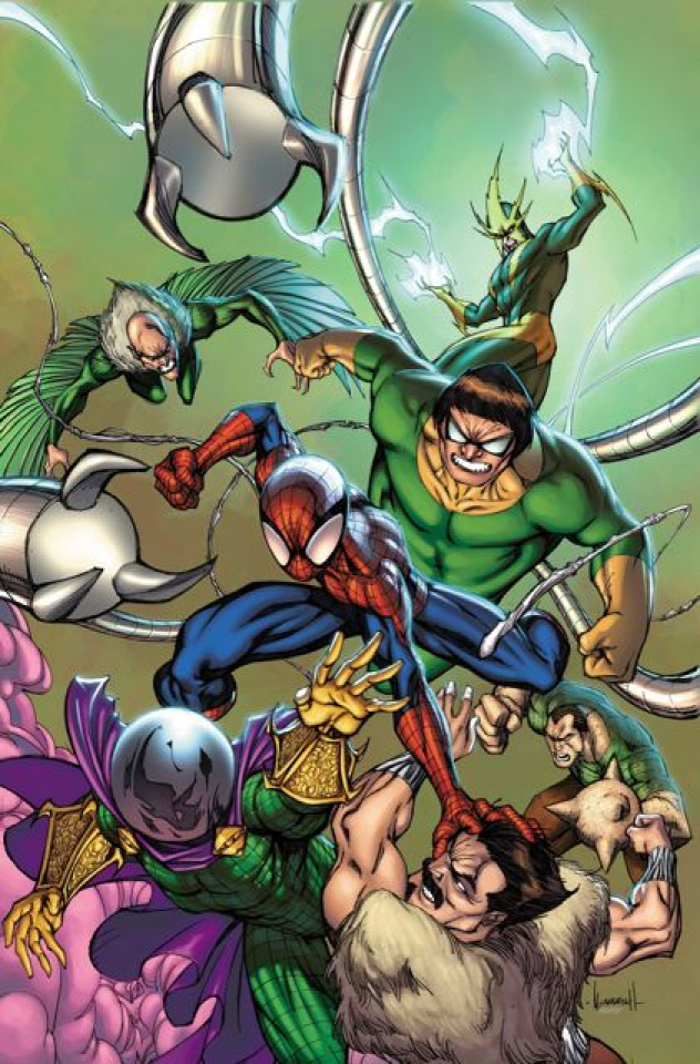 Spider-Man #18