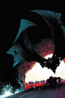 All-Star Batman #2 (Shalvey Cover)