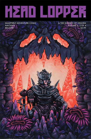 Head Lopper #10 (Angelo Cover)