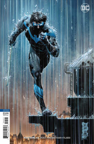 Nightwing #44 (Variant Cover)