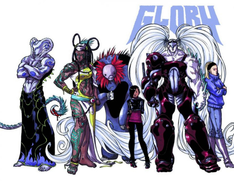 Glory Vol. 1: The Once & Future Destroyer