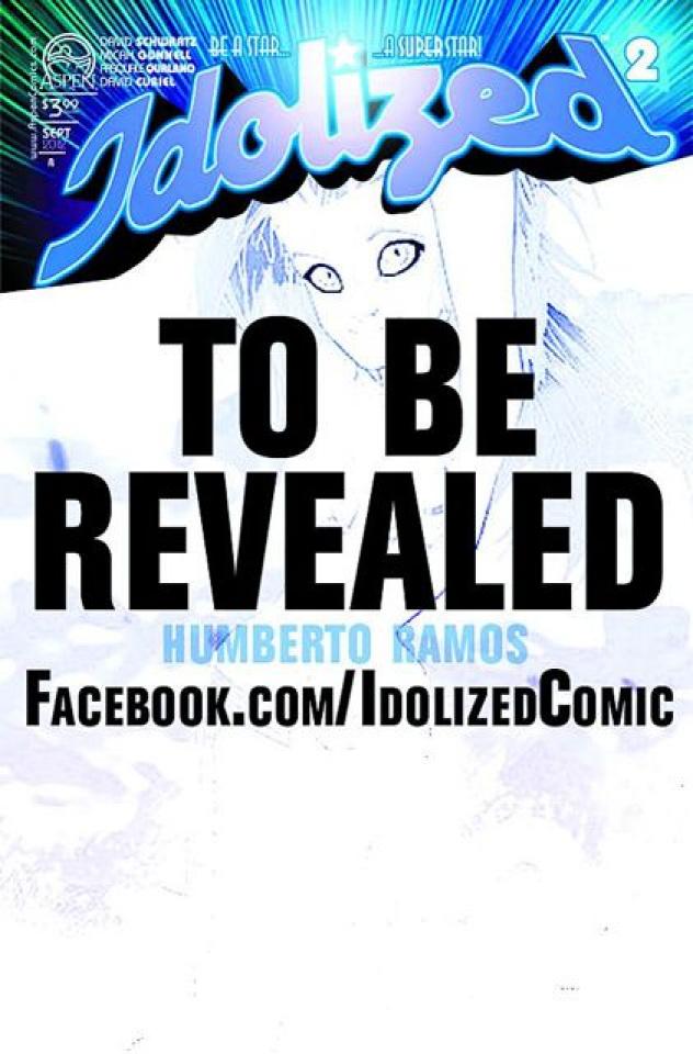 Idolized #2 (Ramos Cover)
