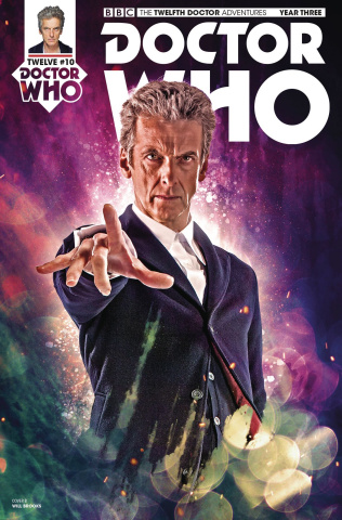 Doctor Who: New Adventures with the Twelfth Doctor, Year Three #11 (Photo Cover)