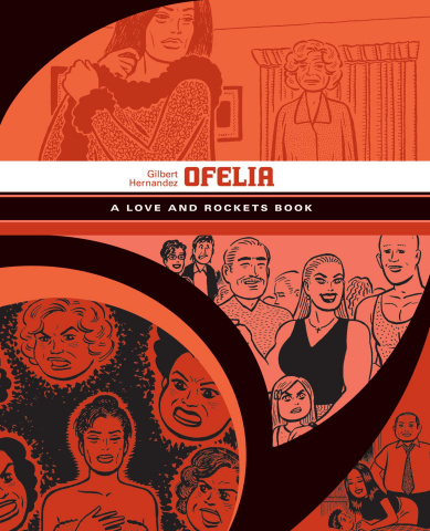 Love and Rockets Vol. 5: Ofelia