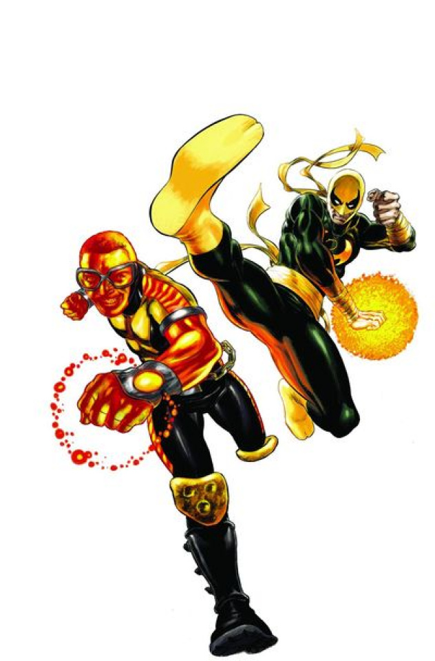 Power Man & Iron Fist #1