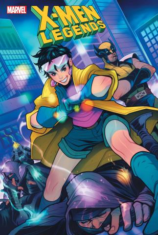 X-Men Legends #7 (Torque Cover)