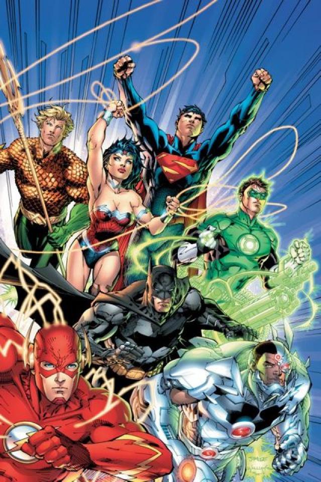 Justice League Vol. 1: Origin
