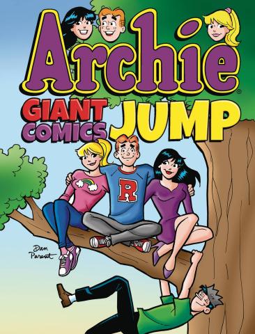 Archie: Giant Comics Jump
