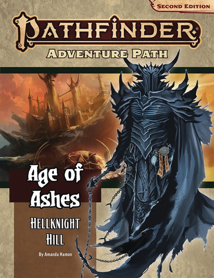 Pathfinder: Adventure Path - Age of Ashes Vol. 1