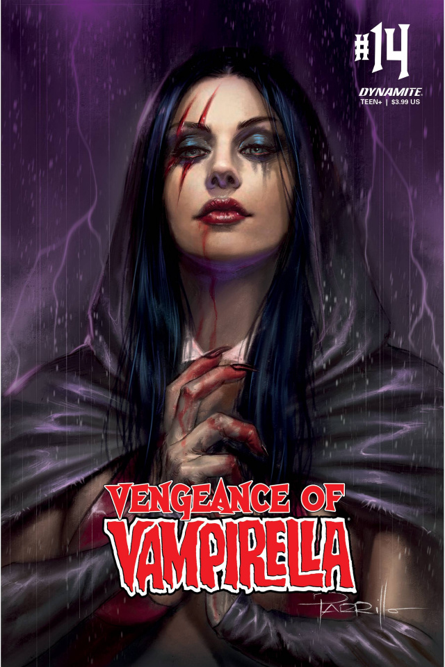 Vengeance of Vampirella #14 (CGC Graded Parrillo Cover)