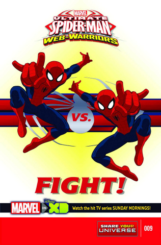 Ultimate Spider-Man: Web Warriors #9