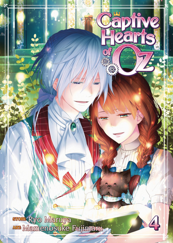 The Captive Hearts of Oz Vol. 4