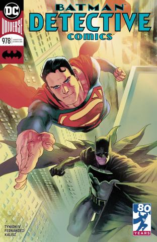 Detective Comics #978 (Variant Cover)