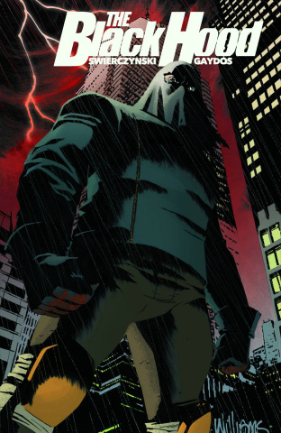 The Black Hood #1 (Williams Cover)