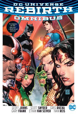 DC Universe: Rebirth Omnibus (Expanded Edition)