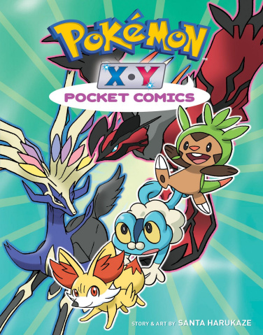 Pokémon Pocket Comics: XY