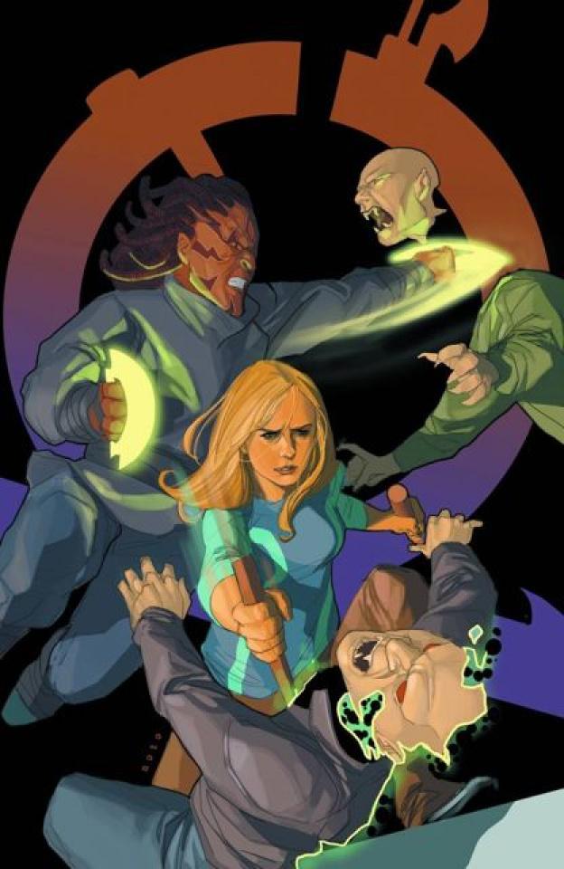 Buffy the Vampire Slayer, Season 9: Freefall #13