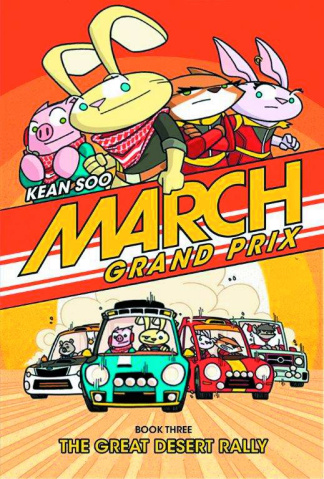 March Grand Prix Vol. 3: The Great Desert Rally