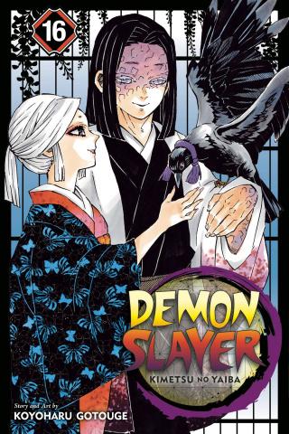Demon Slayer: Kimetsu No Yaiba Vol. 16