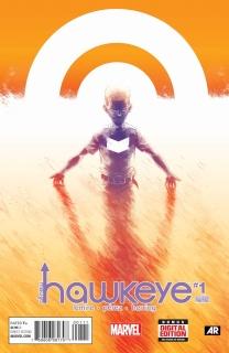 All-New Hawkeye #1 (Perez 2nd Printing)