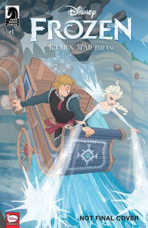 Frozen: Reunion Road #1 (Cover B)
