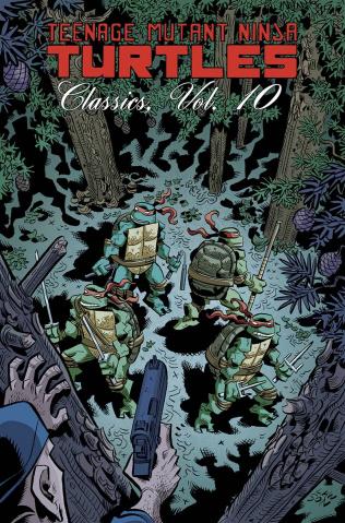 Teenage Mutant Ninja Turtles Classics Vol. 10