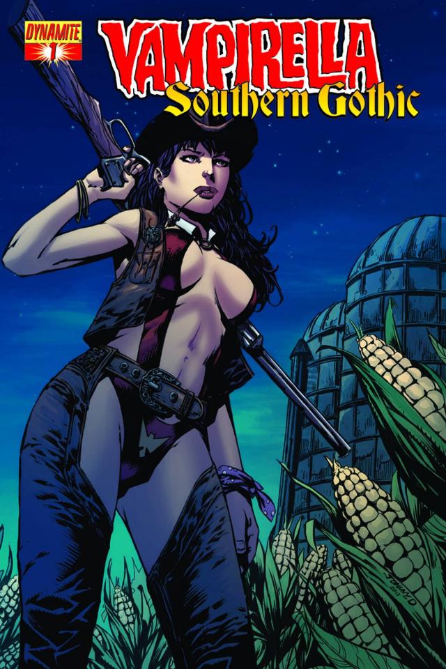 Vampirella: Southern Gothic #1