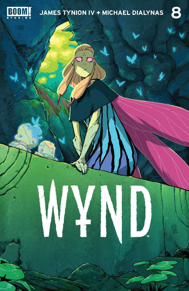Wynd #8 (Dialynas Cover)