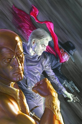 Justice, Inc. #2 (Rare Virgin Alex Ross Cover)