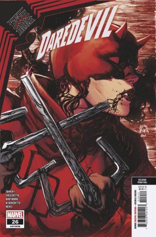 Daredevil #26 (2nd Printing)