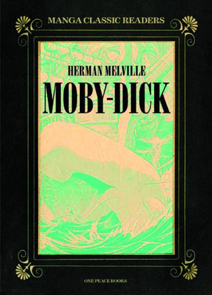 Manga Classic Readers Vol. 1: Moby Dick