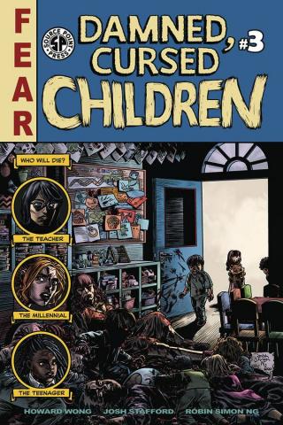 Damned, Cursed Children #3