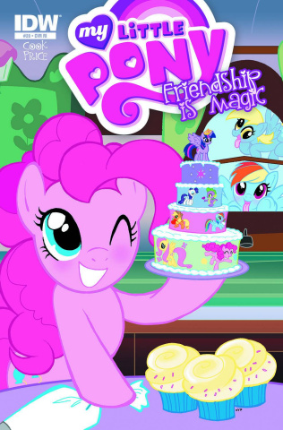 My Little Pony: Friendship Is Magic #28 (10 Copy Cover)