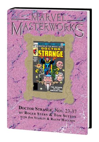 Doctor Strange Vol. 7 (Marvel Masterworks)