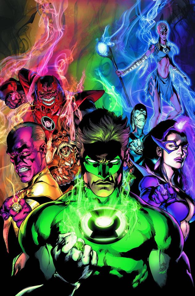 Green Lantern by Geoff Johns Vol. 2 (Omnibus)