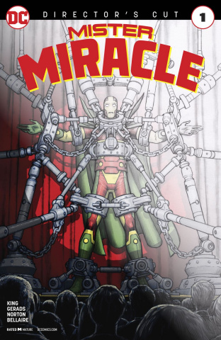 Mister Miracle #1 (Director's Cut)
