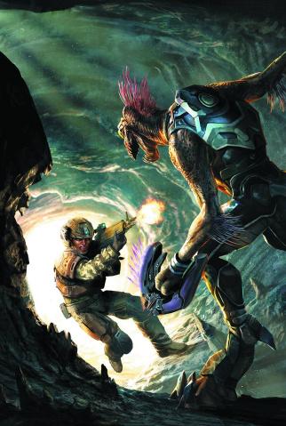 Halo: Escalation #18