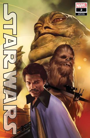 Star Wars #2 (Oliver Cover)