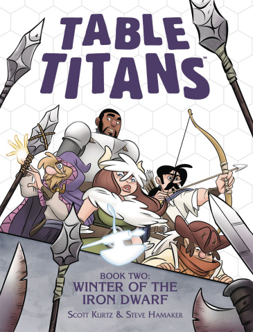 Table Titans Vol. 2: Winter of the Iron Dwarf