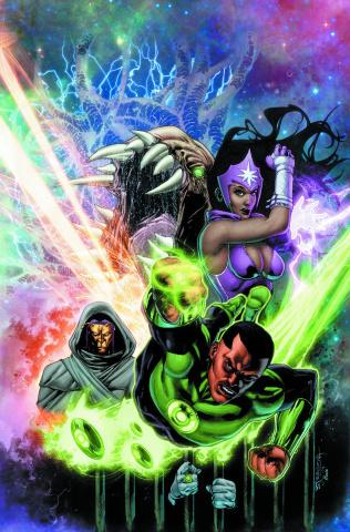 Green Lantern Corps Vol. 5: The Uprising