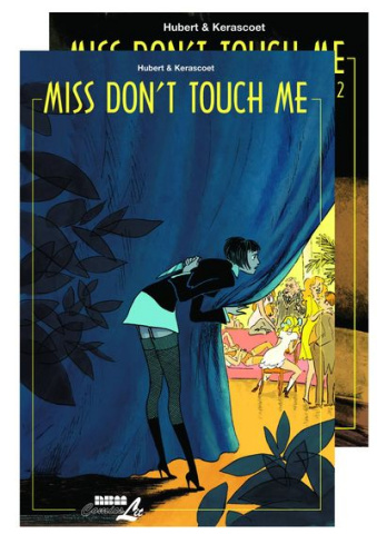 Miss Don't Touch Me Vol. 1 &2