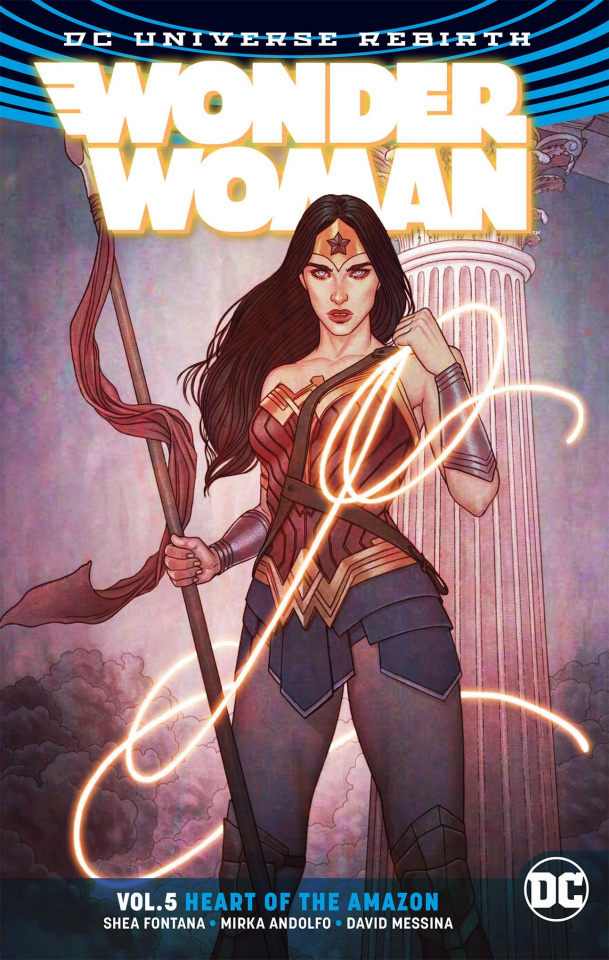 Wonder Woman Vol. 5: Heart of the Amazon (Rebirth)